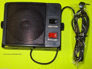 LOUD SPEAKER  8 W COMMS PMR CB TAXI  WITH  FILTER & MUTE 720 -POWER LOUDSPEAKER